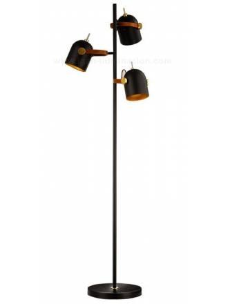 SCHULLER Adame 3L E14 aluminium floor lamp