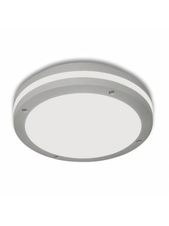 ACB Acai ceiling lamp 2L E27 IP54 grey