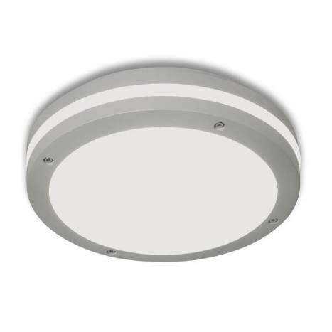 ACB Acai ceiling lamp 2L E27 IP54 grey