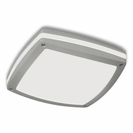 ACB Dalia ceiling lamp 2L E27 IP54 grey