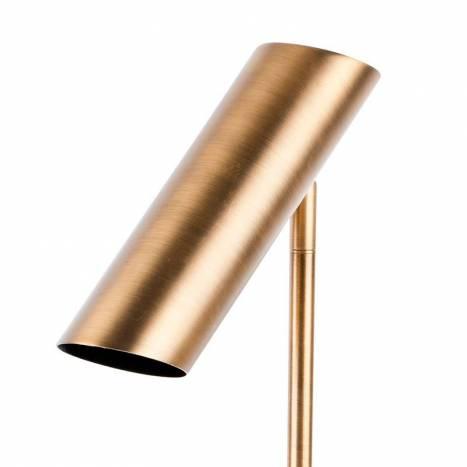 Lámpara de mesa Link GU10 bronce - Faro