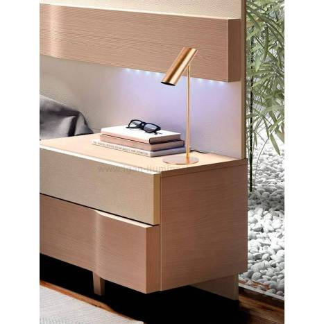 FARO Link GU10 bronze table lamp