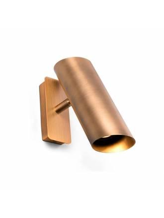 Aplique de pared Link GU10 bronce - Faro