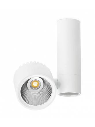 Foco de superficie Zen Tube LED blanco - Arkoslight