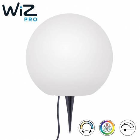 pincho Smart Lámpara LED Nector IP44 Trio RGB l1TFKc3J