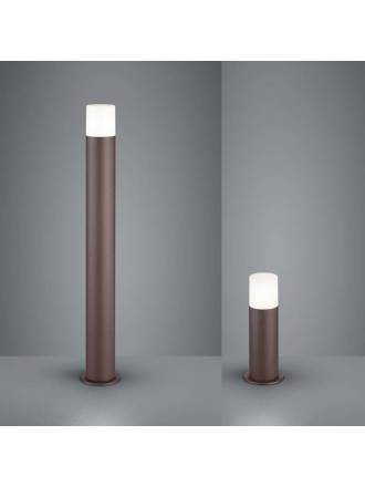 TRIO Hoosic E27 IP44 beacon lamp oxide