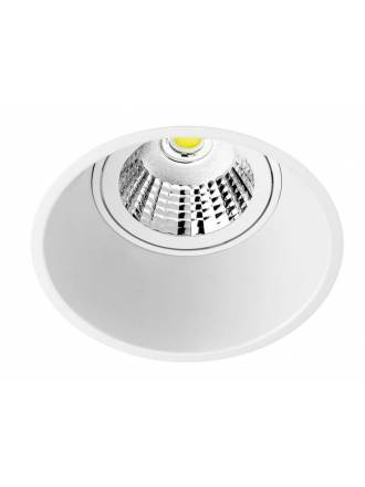 ONOK Vulcano 3 LED downlight white