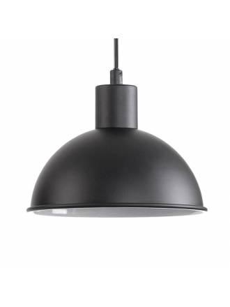Lámpara colgante Arden 1L E27 negro - Jueric
