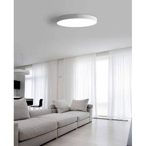ACB London ceiling lamp LED extra flat
