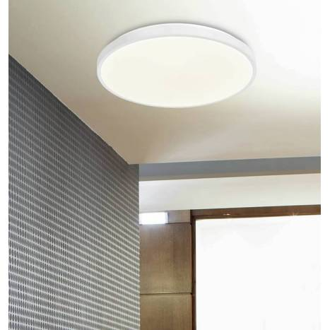 JUERIC Ova LED ceiling lamp dimmable