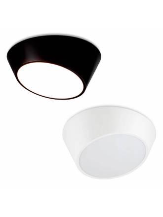 KELEKTRON Eye LED 26w aluminium ceiling lamp