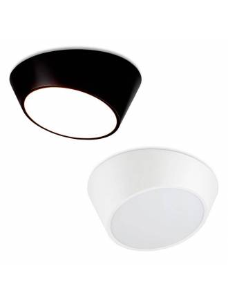 Plafón de techo Eye LED 26w aluminio - Kelektron