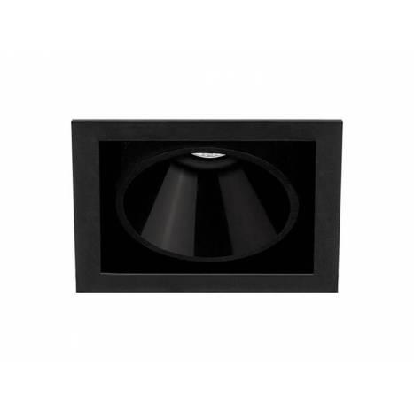 Foco empotrable Black Foster 1 LED - Arkoslight