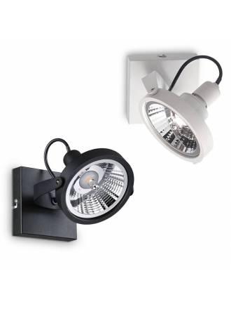 IDEAL LUX Glim 1L GU10 13w LED surface spotlight