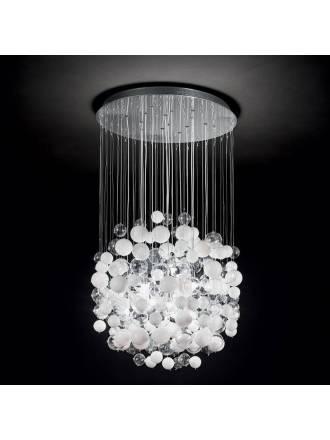 Lámpara colgante Bollicine SP14 - Ideal Lux