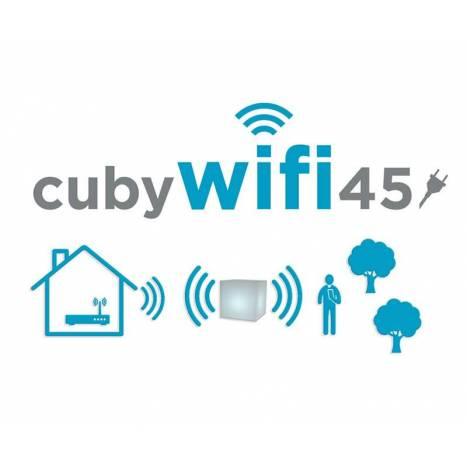 Lámpara Cuby WIFI LED IP65 - Newgarden