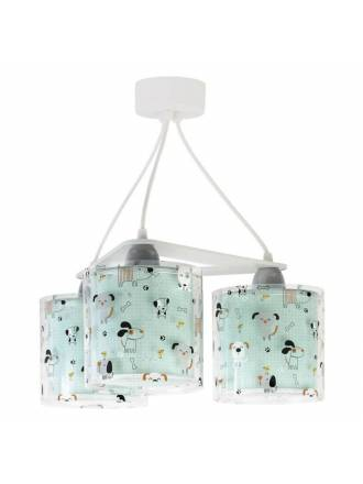 DALBER Happy Dogs 3L pendant lamp