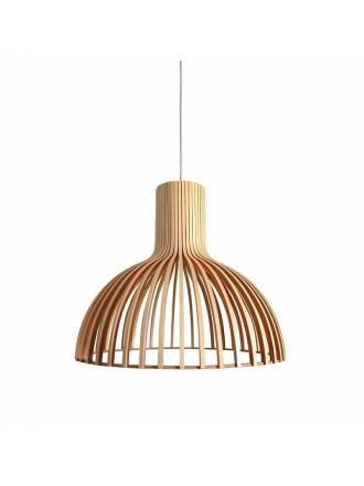 SULION Savoy 1L pendant lamp wood