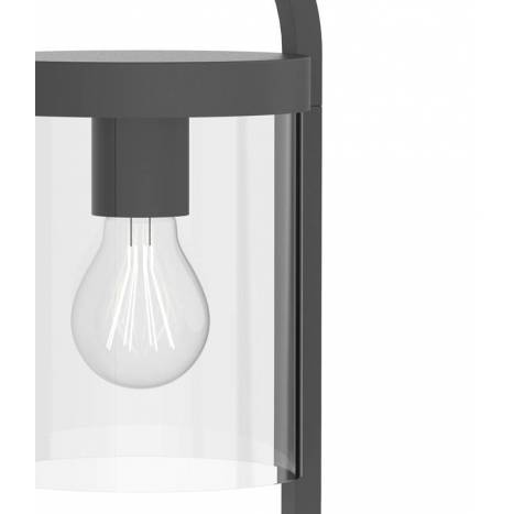 MANTRA Maya E27 IP54 post lamp