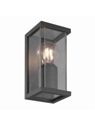 MANTRA Meribel 1L E27 IP54 wall lamp