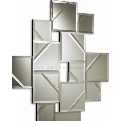 Espejo de pared Lana 160x120cm - Schuller