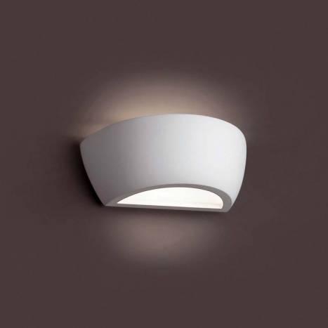 FARO Cheras 2 gypsum wall lamp R7s