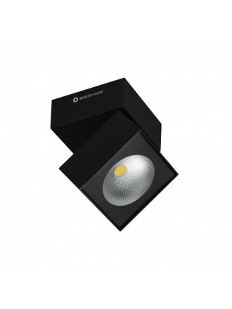 BENEITO FAURE Rubyc surface spotlight LED 15w black