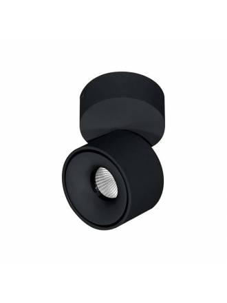 Foco de superficie Mini Concord LED 8w negro - Beneito Faure