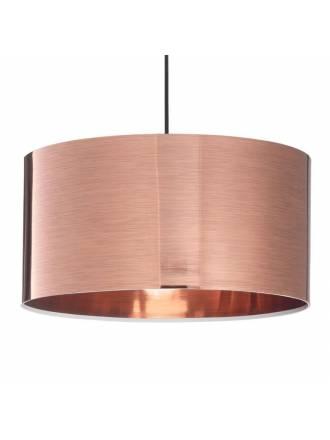 IDEAL LUX Foil 40cm E27 pendant lamp