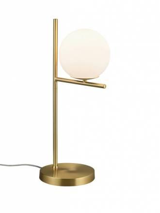 TRIO Pure 1L E14 glass table lamp