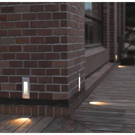 Empotrable pared Micenas LED 17x6 - Leds C4