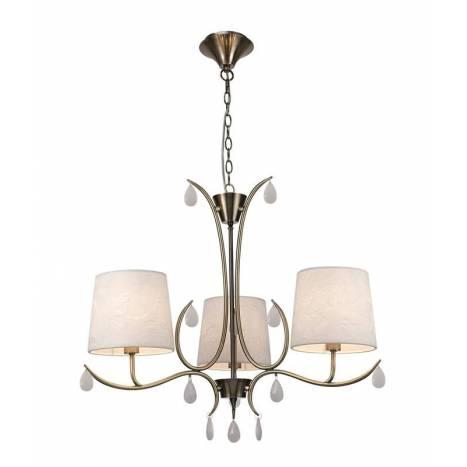 MANTRA Andrea 3L E14 pendant lamp