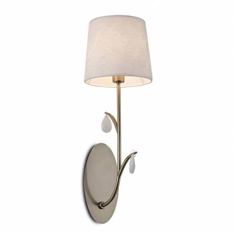 MANTRA Andrea 1L E14 wall lamp
