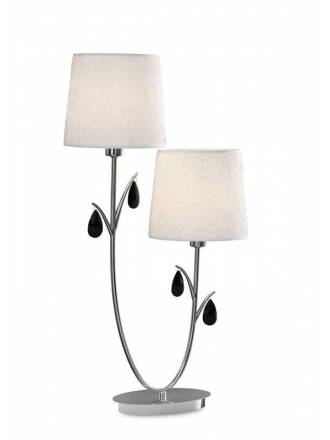 MANTRA Andrea 2L E14 table lamp