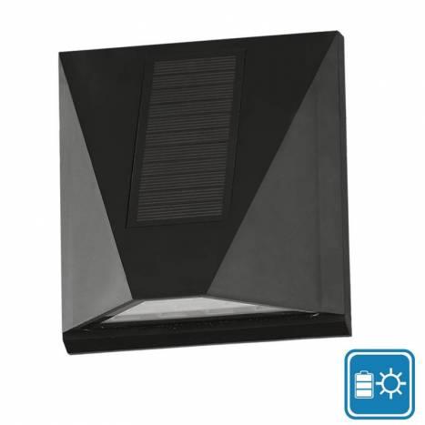 Aplique de pared Vulcan Solar LED 3w - ACB