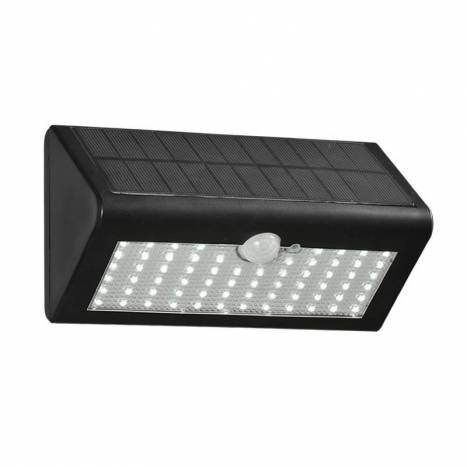 Aplique de pared Solar LED 6w + sensor - ACB