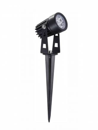 Foco pincho Zas LED 3w IP65 - Beneito Faure