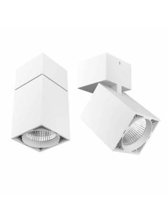 Foco de superficie Zenit LED 30w blanco - Beneito Faure