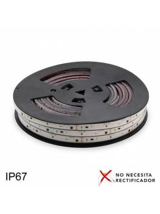 Tira LED 220VAC SMD2835 17W/M (20 Metros)