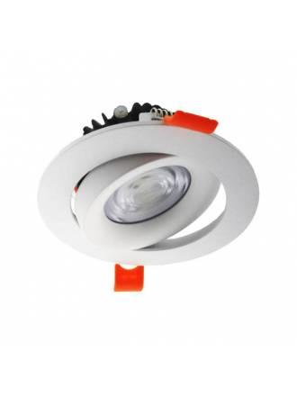 Foco empotrable Ibias LED 10w blanco - Xana