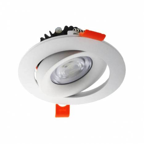 Foco empotrable Ibias LED 10w blanco - Xana