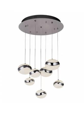 SCHULLER Lipse 7L LED pendant lamp