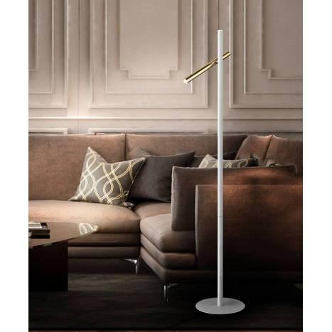 SCHULLER Varas 10w LED floor lamp