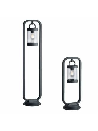 TRIO Sambesi E27 IP44 anthracite beacon lamp