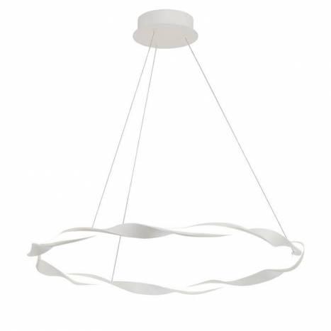 Lámpara colgante Madagascar LED blanco - Mantra
