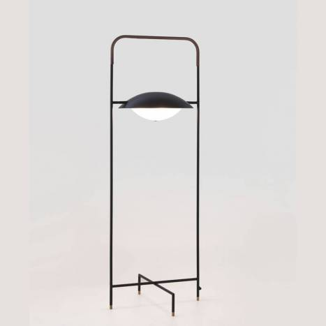 AROMAS Wong 2L G9 floor lamp