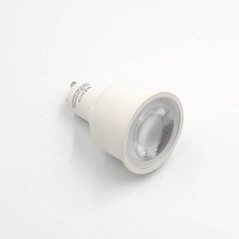 Bombilla LED 9w GU10 50° regulable - Mantra