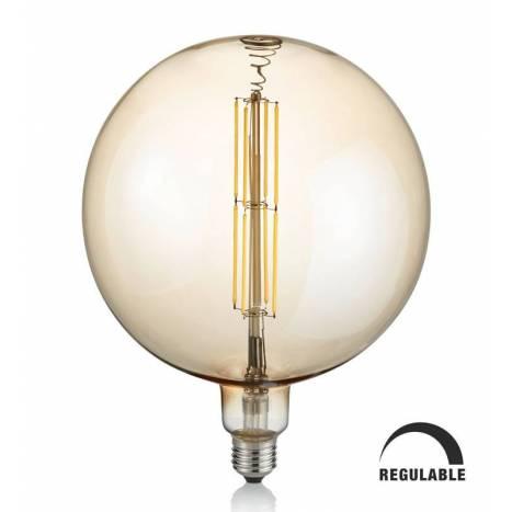 TRIO Decorative LED E27 bulb 8w Ø20cm