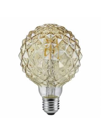 Bombilla LED 4w E27 Spin ambar - Trio
