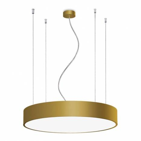 ACB Isia LED pendant lamp black